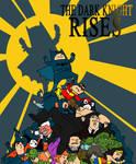 The Dark Knight rises by Chris-Yop-Lannes