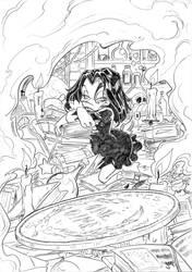 Magica De Spell by Chris-Yop-Lannes
