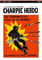 Charpie Hebdo by Chris-Yop-Lannes