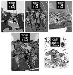 TOP 14 #1 - Cover Concepts 2 by Chris-Yop-Lannes