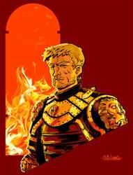 Jaime Lannister - Kingslayer by Chris-Yop-Lannes