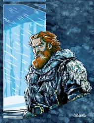 Tormund Giantsbane - Breaker of Ice by Chris-Yop-Lannes