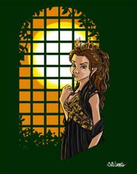 Margaery Tyrell - Princess of Thornes by Chris-Yop-Lannes