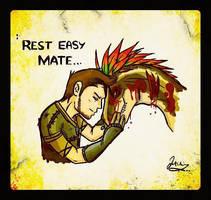 Rest Easy Mate - ARK: SURVIVAL EVOLVED by DjayMasi