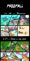 ARK: Survival Evolved - FREEFALL by DjayMasi