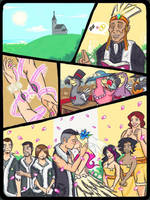 My Big Fat ARK Wedding - (Filler ARK) by DjayMasi
