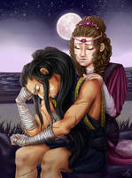 Distress by pandalamaa