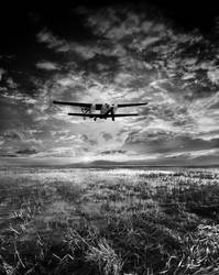 Sonnenaufgang by Basement-Aviator