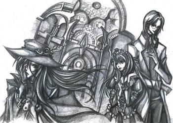 Animamundi by maskedpeach