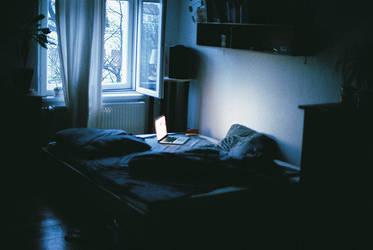 Untitled [Home, Berlin] 2014 by geonebieridze
