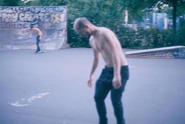 Untitled [Skate Park] 2014 by geonebieridze