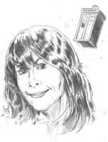 Sarah Jane Smith by TardisTailz700