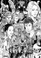 Doctor Who - The David Tennant Years by TardisTailz700