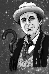7th Doctor (Sylvester McCoy) by TardisTailz700