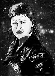 Doctor Who Companions - Ace (Sophie Aldred) by TardisTailz700
