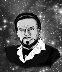 Doctor Who Enemies - The Master (Anthony Ainley) by TardisTailz700