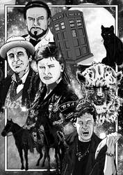Doctor Who - Survival by TardisTailz700