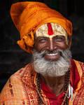 Sadhu by JohnBerryPhotos