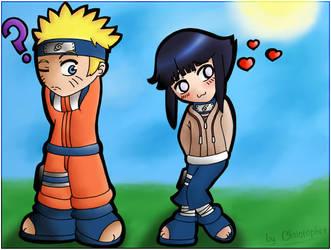 Naruto and Hinata by ChrisDoebber