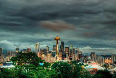 Emerald City by UrbanRural-Photo