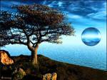 Sea Orb by Lupsiberg