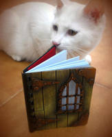 Medieval Notebook and Hugo by Diarment