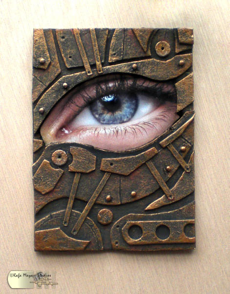Steampunk ACEO I by Diarment