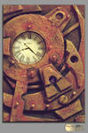 Steampunk ACEO II by Diarment
