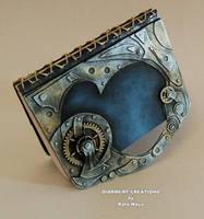 Steampunk Notebook Tech 1 by Diarment