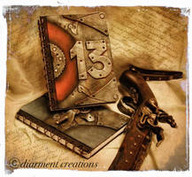 Notebook 13 by Diarment