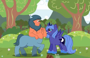When Tirek met Luna... by suzie-chan