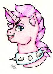 Princess Glitter Punch by suzie-chan