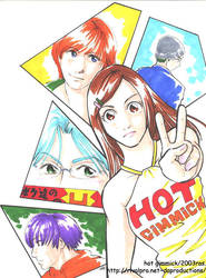 Hot Gimmick by ryuuenx