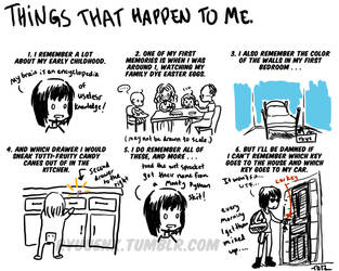 Things that happen to me 4. by ryuuenx