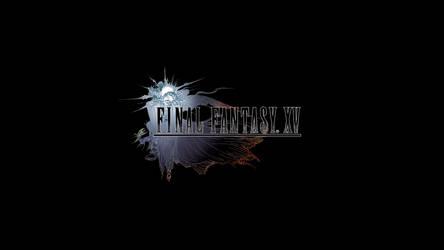 Wallpaper Final Fantasy XV by BadaWorld-fr
