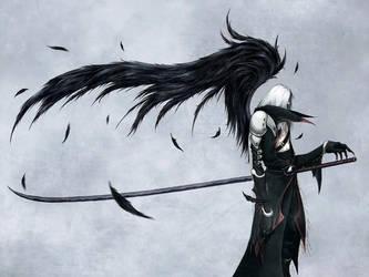 Sephiroth by bluelion06