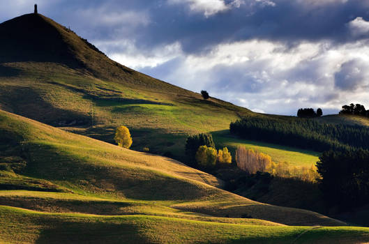 Hillside by chrisgin