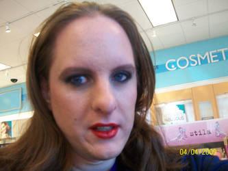 my makeover at ulta [before the comic con] by thejamz