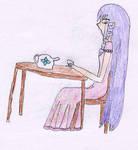 Shel's Teatime by AnnamaeTezuka
