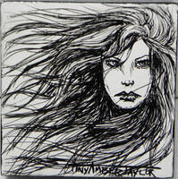 Let The Winds Blow - SOLD by Orchid-Black