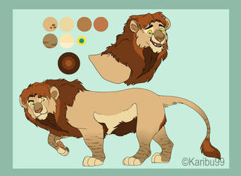 Lion Auction [Closed] by Karibu99