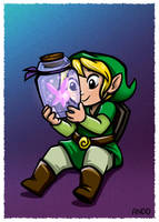 Link by Draw-out-loud