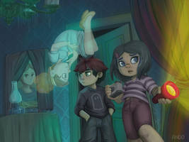 Ghost Hunting by Draw-out-loud