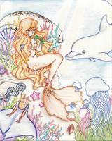 Aqua Beauty by LaPetitLapearl
