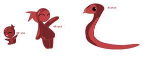Aloon evolution by Skorcey