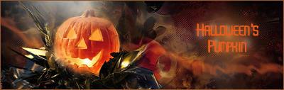 Halloween's Pumpkin by RoxasKD