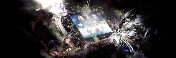 PS Vita Universe by RoxasKD