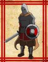 Knight by Nick-McD