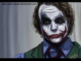 .::The JokeR::. by Anko-sensei