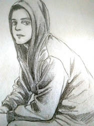 MR_Elliot Alderson doodle by Anko-sensei